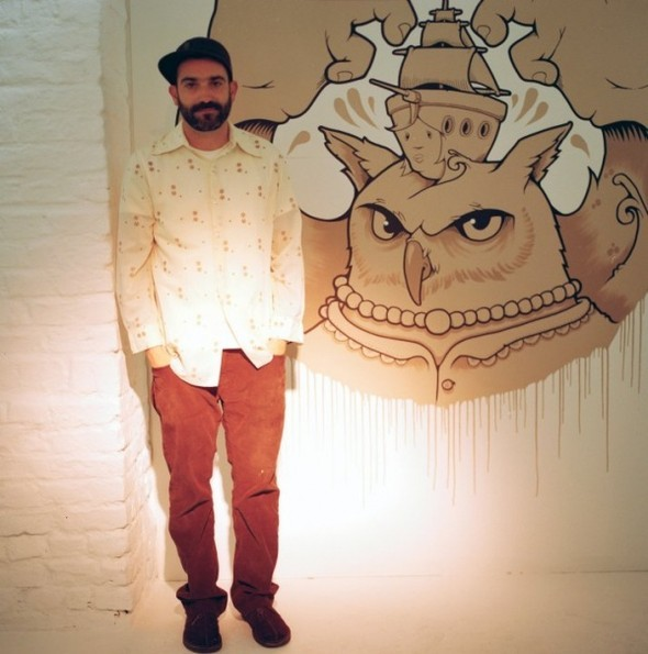 Jeremy Fish в Artyfarty Gallery. Изображение № 2.