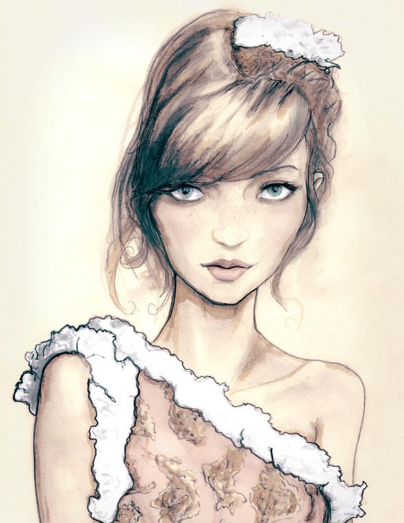 Fashion Girls от Igor Andre. Изображение № 10.