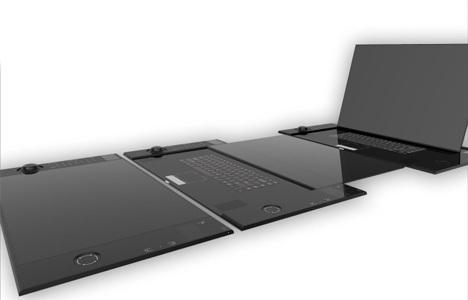 Интересный концепт ноутбука длядизайнеров ихудожников. Изображение № 6.