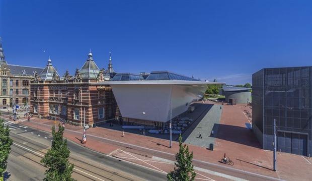 В Амстердам возвращается музей современного искусства Stedelijk Museum. Изображение № 3.