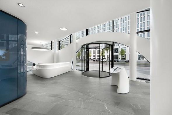 Технологический центр медицинской науки - Берлин. Изображение № 13.