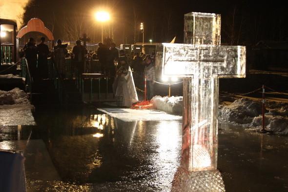 Праздник Крещения в Москоу Кантри Клаб. Изображение № 6.