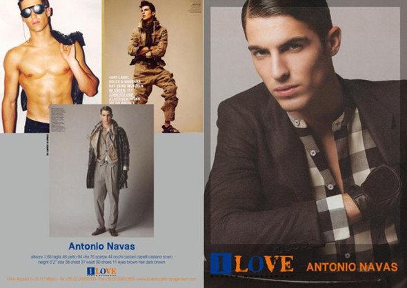 Show Package – Milan Men SS 10: I Love Models Mgmt. Изображение № 5.