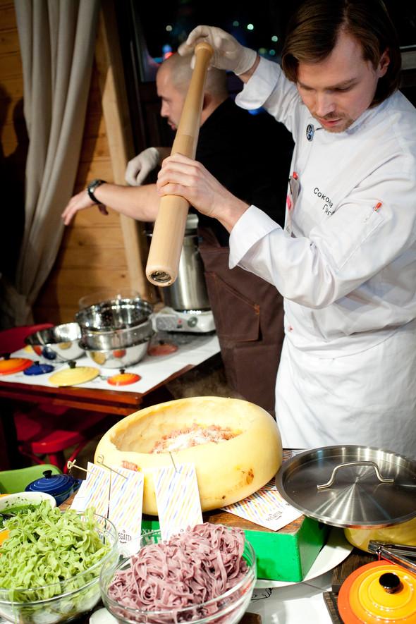 Торжественное открытие ресторана на воде REGATTA. Изображение № 32.