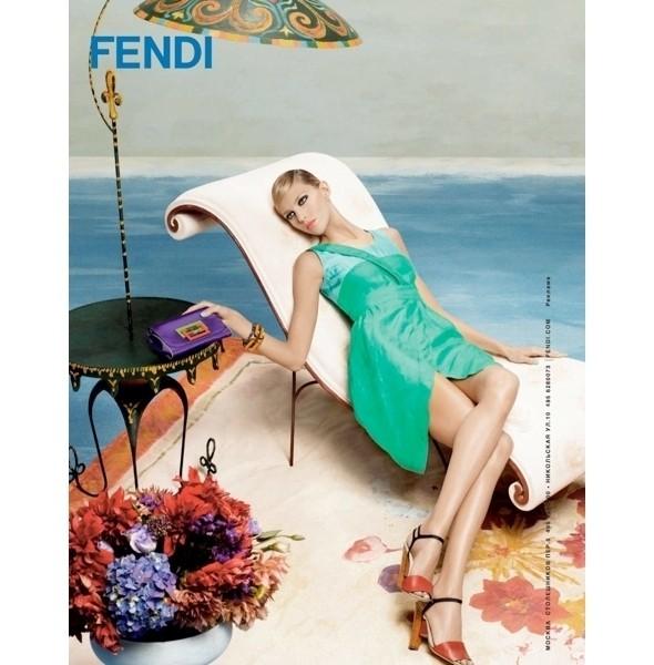 Изображение 20. Рекламные кампании: Fendi, Pepe Jeans и Trussardi 1911.. Изображение № 20.