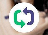 Редизайн: Новый логотип «ВКонтакте» . Изображение № 1.