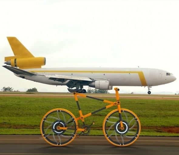Складной велосипед отVictor M. Aleman. Изображение № 3.
