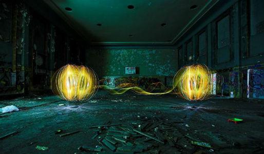 Да будет свет: 7 мастеров по световым граффити. Изображение № 50.