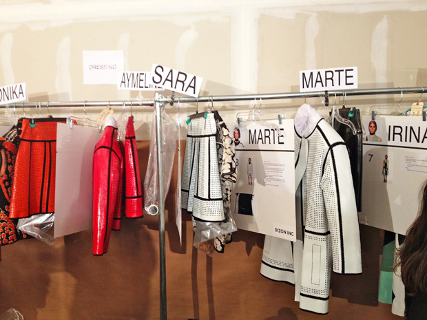 Дневник модели: Эксклюзив для Proenza Schouler на Нью-Йоркской неделе моды. Изображение № 29.