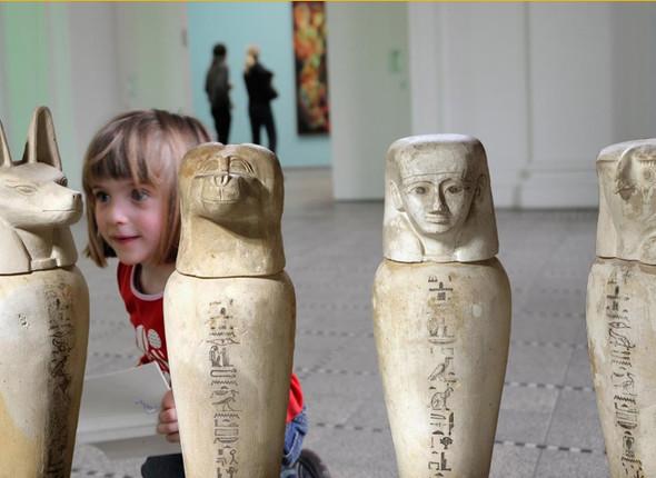 Современное искусство в руках детей. Изображение № 3.