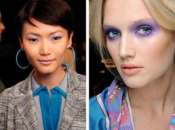 Изображение 12. Красная стрела: тенденции макияжа SS 2011.. Изображение № 17.