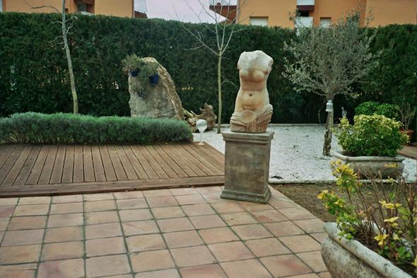 Внутренний двор отеля Casa Dos Torres. Изображение №33.