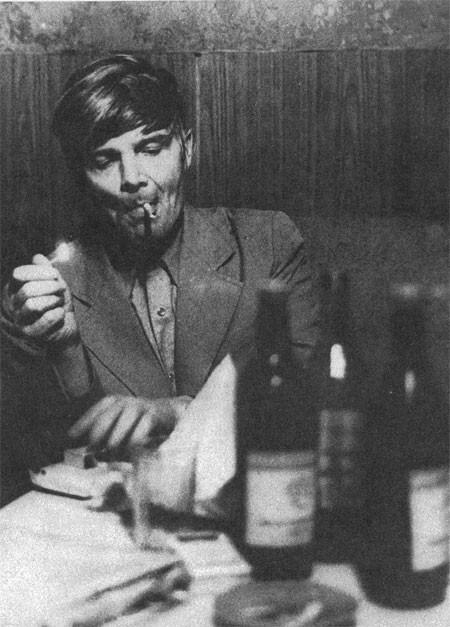 Алкогольная строка: писатели-алкоголики. Изображение № 16.