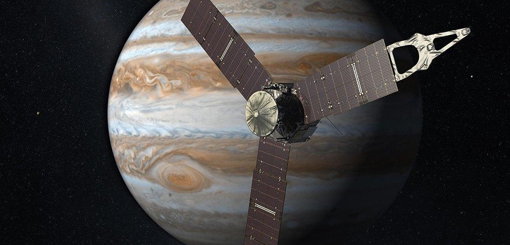 8 действующих космических миссий . Изображение № 5.