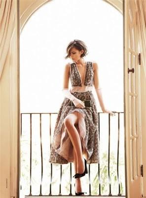 Vogue Australia September 2010. Изображение № 3.