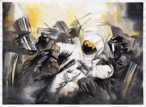 Изображение 15. Иллюстратор Reey Whaar .. Изображение № 15.