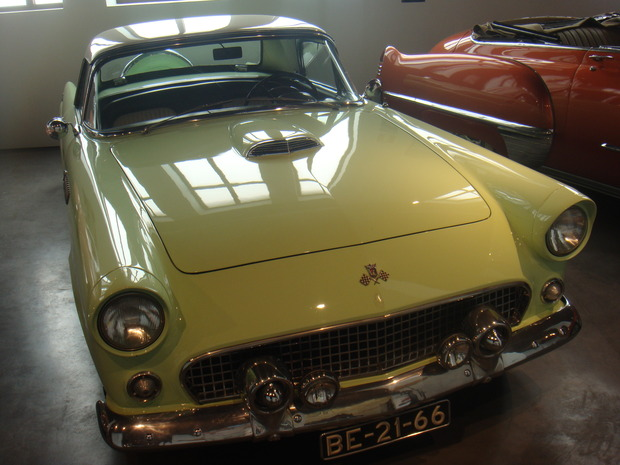 Испанский музей ретро-автомобилей. Изображение № 18.