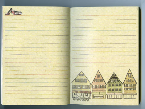 Красивые ежедневники для любителей путешествий и лондономанов.. Изображение № 4.