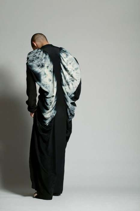 The Asher Levine 2011 Spring/Summer Line is Spine-Chilling. Изображение № 6.