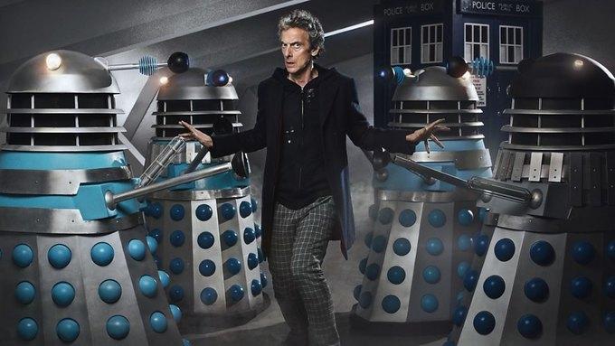 У «Доктора Кто» появится спин-офф . Изображение № 1.