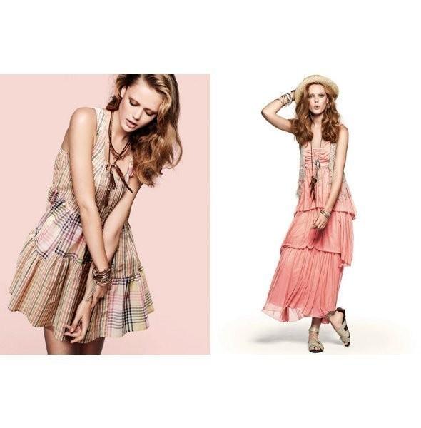Изображение 18. Рекламные кампании: H&M, Levi's и другие.. Изображение № 17.