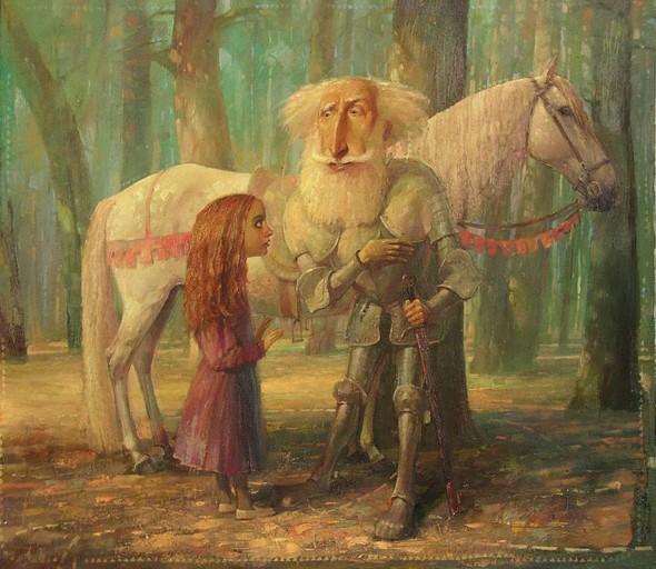 Украинский художник Александр Антонюк. Изображение № 1.