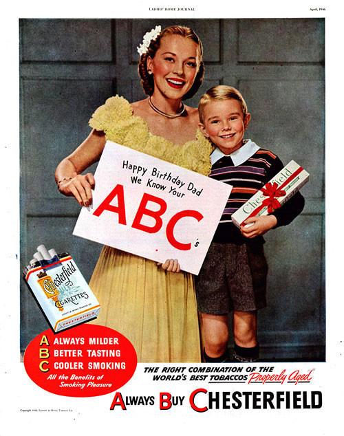 Винтажная реклама табака. Изображение № 14.