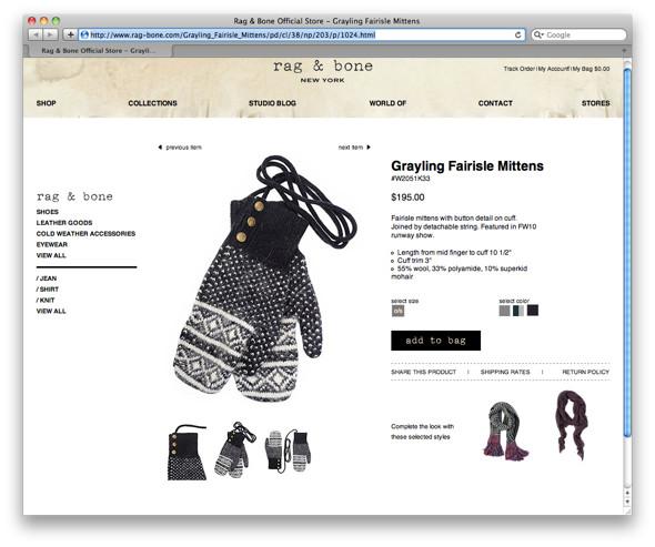Дизайнеры открывают интернет-магазины. Изображение № 16.