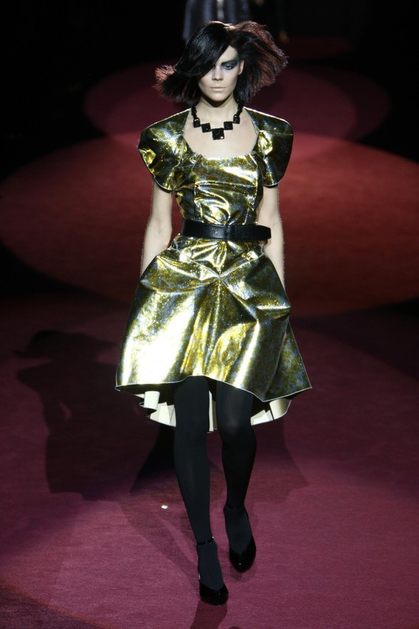 Marc Jacobs fall winter 2009–2010. Изображение № 49.