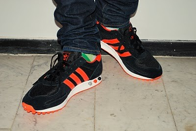 Adidas Originals L A Trainer. Изображение № 2.