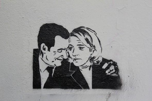 Стрит-арт центра Парижа. Изображение № 29.