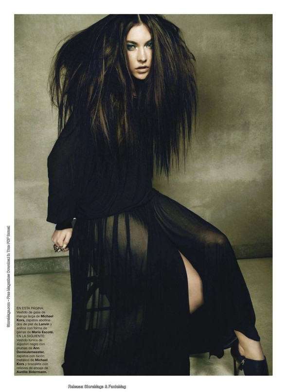 Съёмка: Жаклин Яблонски для Harper's Bazaar. Изображение № 3.