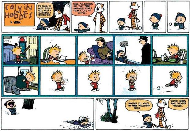 10 комиксов для тех, кто ничего не понимает в комиксах. Изображение № 21.