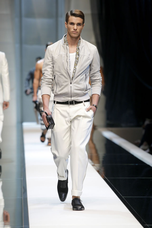 Dolce & Gabbana spring summer 2010. Изображение № 16.