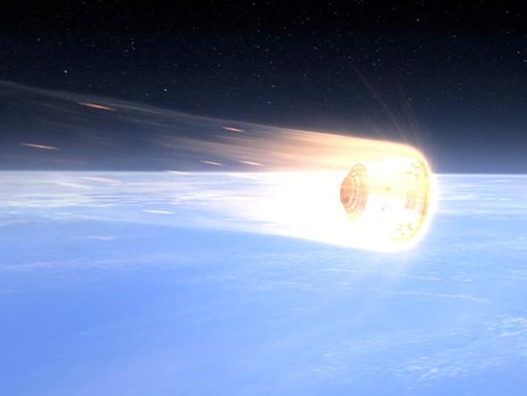Начало эры гражданских полетов в космос. Изображение № 3.