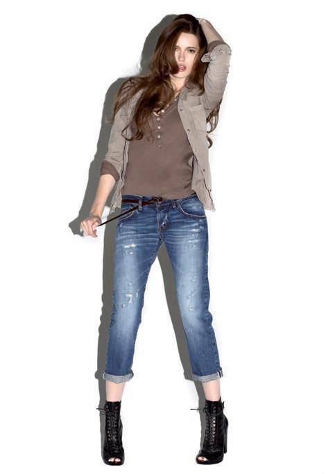 2 Men Jeans, Two Women In The World – идеальная пара найдена. Изображение № 6.