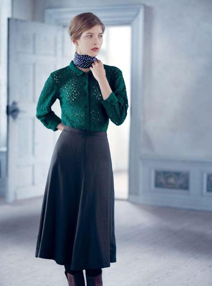 Вышли новые лукбуки Zara, Nasty Gal, Anna October и других марок. Изображение № 67.