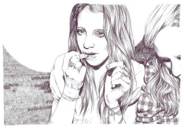 Иллюстратор Esra Roise. Изображение № 7.
