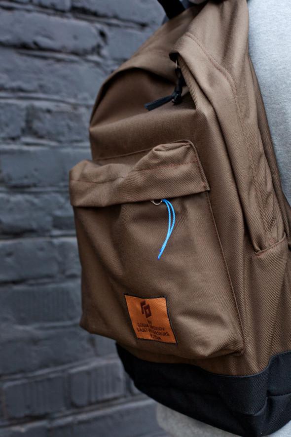 Good Local — детали / сумки и рюкзаки от Гоши Орехова. Изображение № 17.