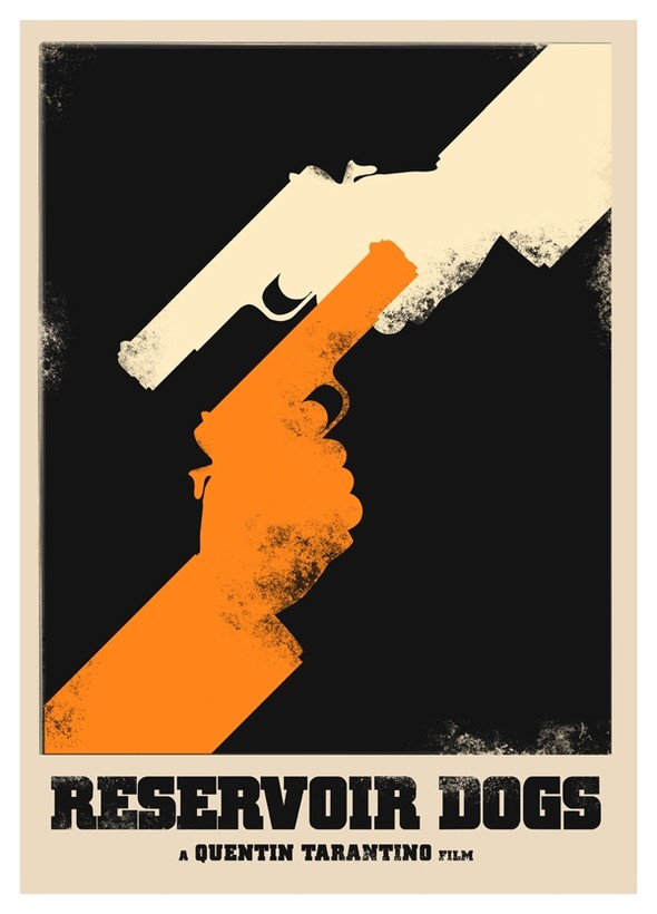 Заряженные афиши - 20 кинопостеров с пистолетами. Изображение № 6.