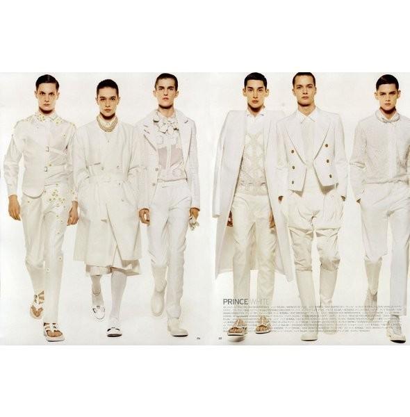 Изображение 15. Мужские съемки: GQ, Vogue Hommes и другие.. Изображение № 10.