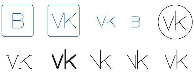 Редизайн: Новый логотип «ВКонтакте» . Изображение № 4.