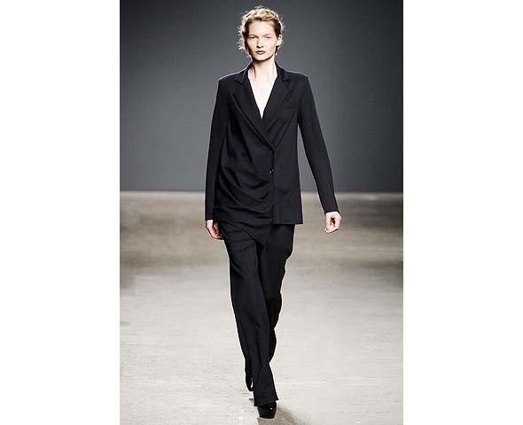 Неделя моды в Нью-Йорке: второй день. Изображение № 66.