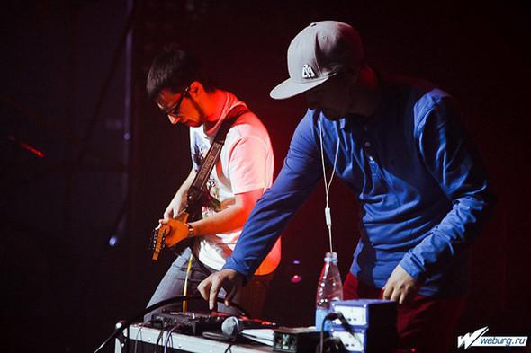 Synoptix: guitar & beatbox. Изображение № 2.
