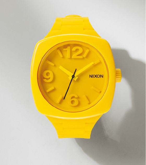 Новые яркие часы Nixon Dial. Изображение № 1.