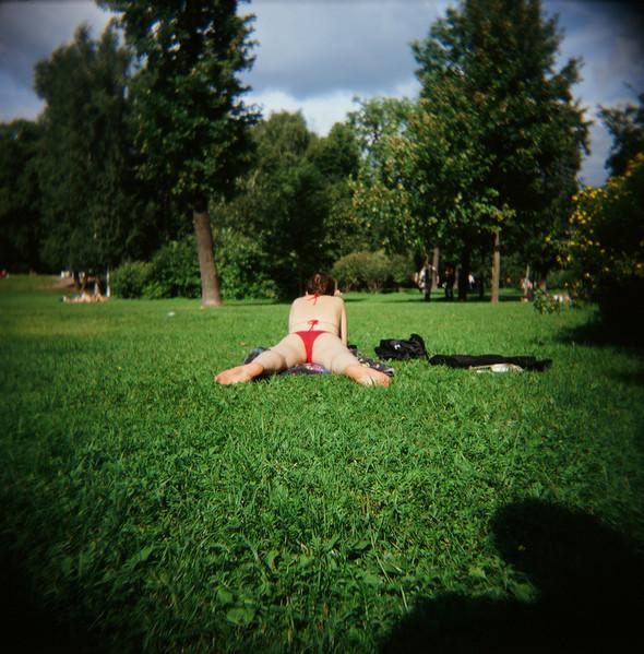 Пластиковый мирХольги иДианы – фотоотчет cсеминара. Изображение № 15.