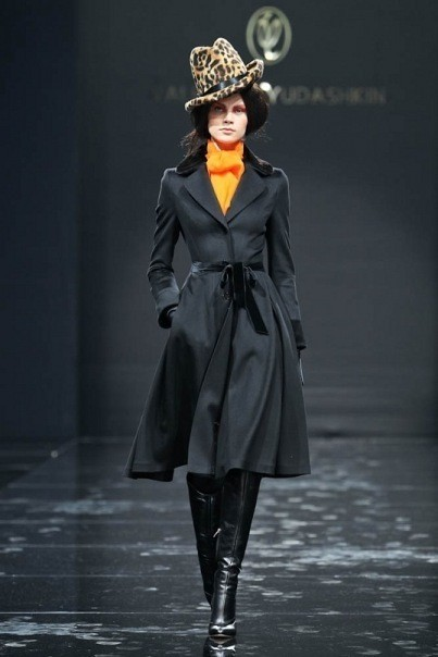 Изображение 6. Volvo Fashion Week. День 1. Valentin Yudashkin fall-winter 2011/12.. Изображение № 6.