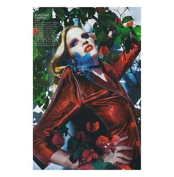 Изображение 29. Съемки: Harper's Bazaar, Industrie, Vogue и другие.. Изображение № 76.
