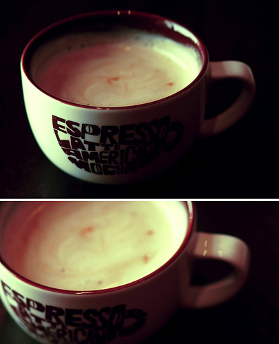 Do you want a cup of coffe?. Изображение № 1.