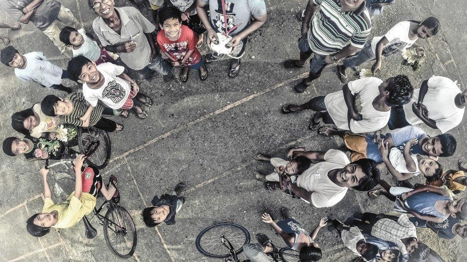 С высоты птичьего полета: Лучшие дрон-фотографии в мире. Изображение № 4.